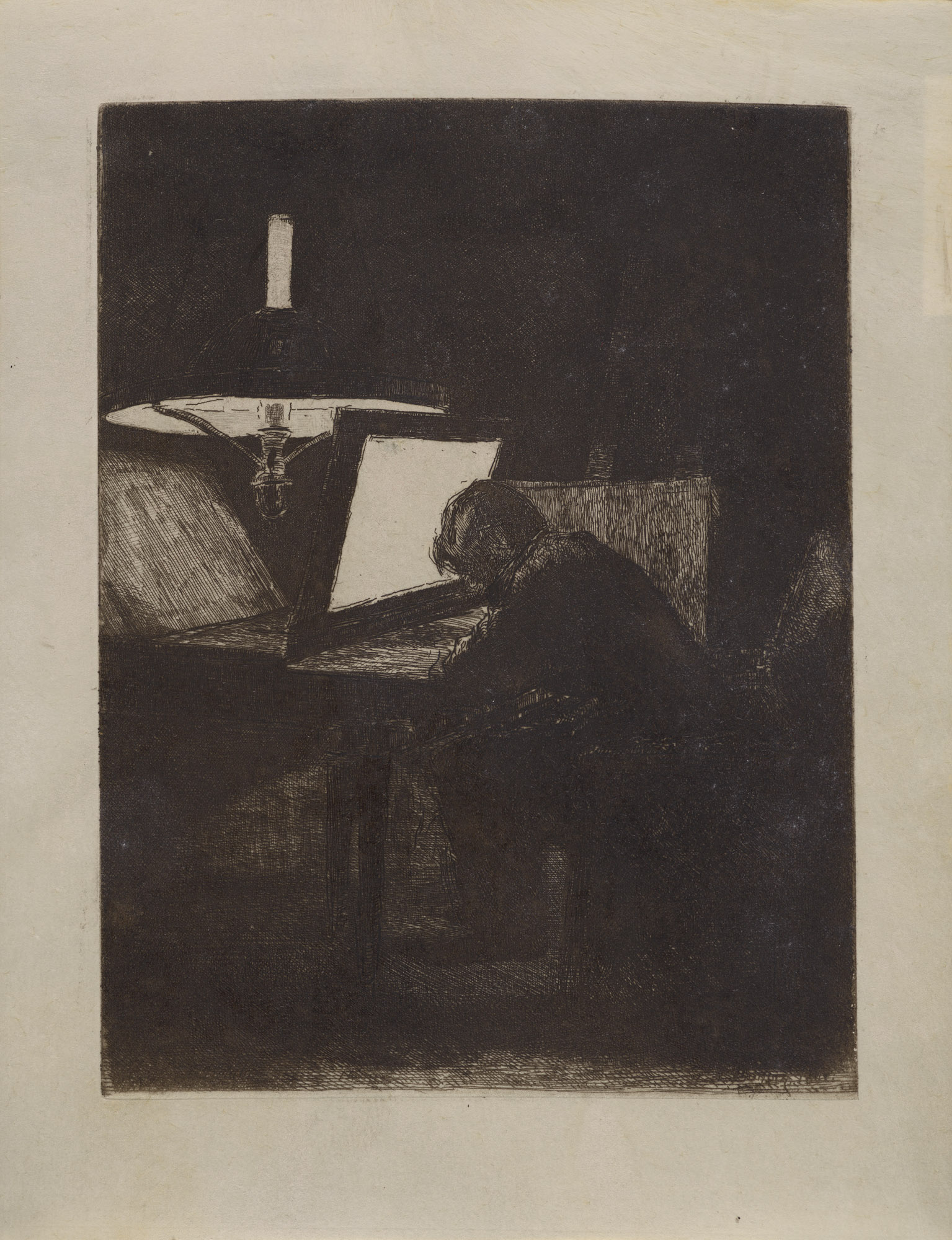 Credence Qui Se Colle altered states: etching in late 19th-century paris